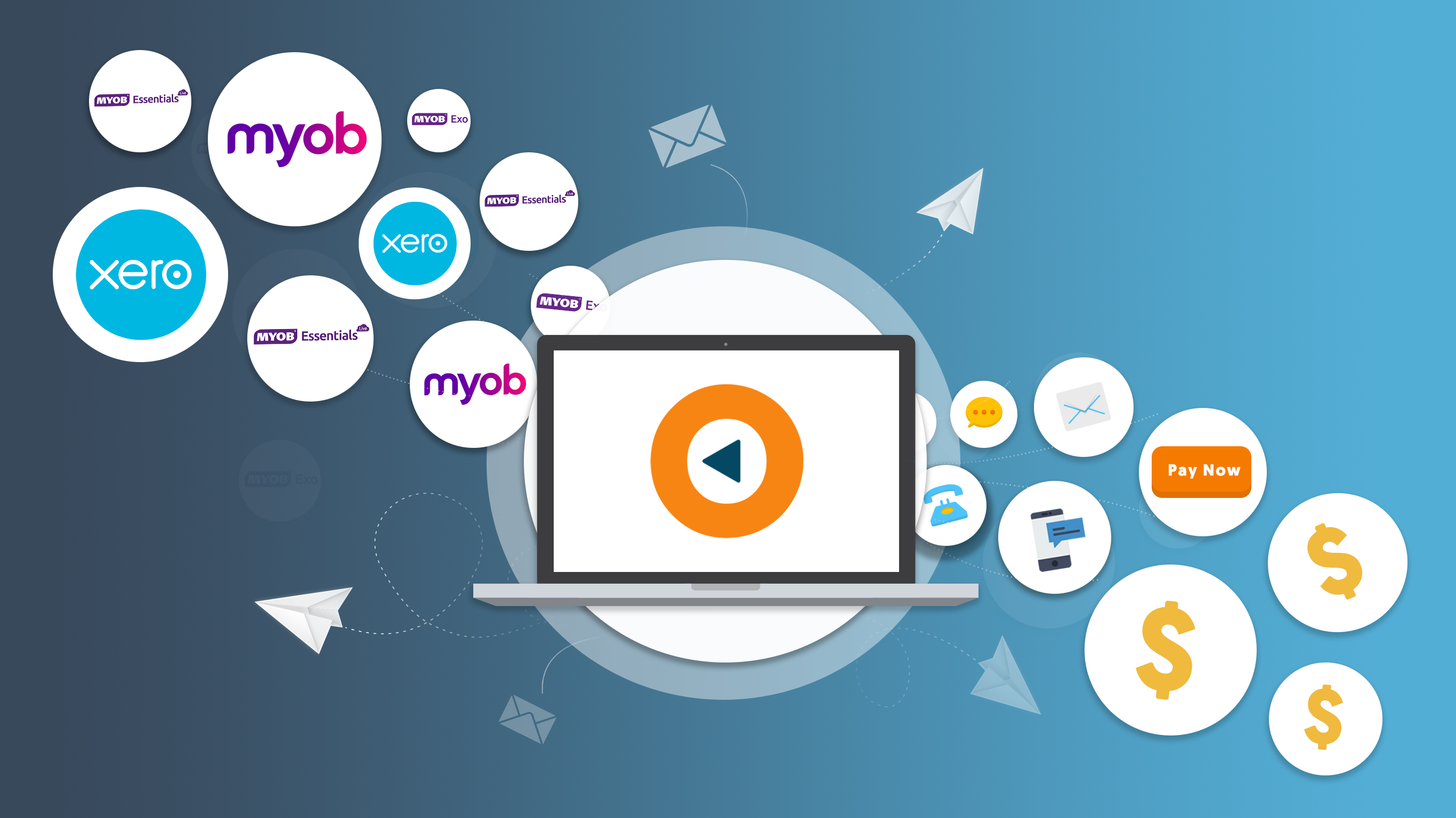Myob Exo Add On Integrate With Ezcollect To Get Paid Faster