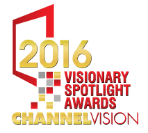 2016 Channel Vision Visionary Spotlight Award