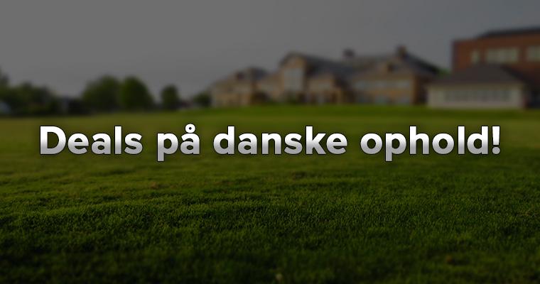 Danske Hotelophold Til Skarpe Priser