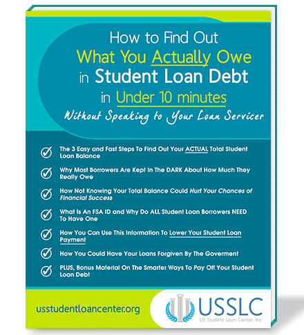 How To Find Out What You Actually Owe In Student Loan Debt
