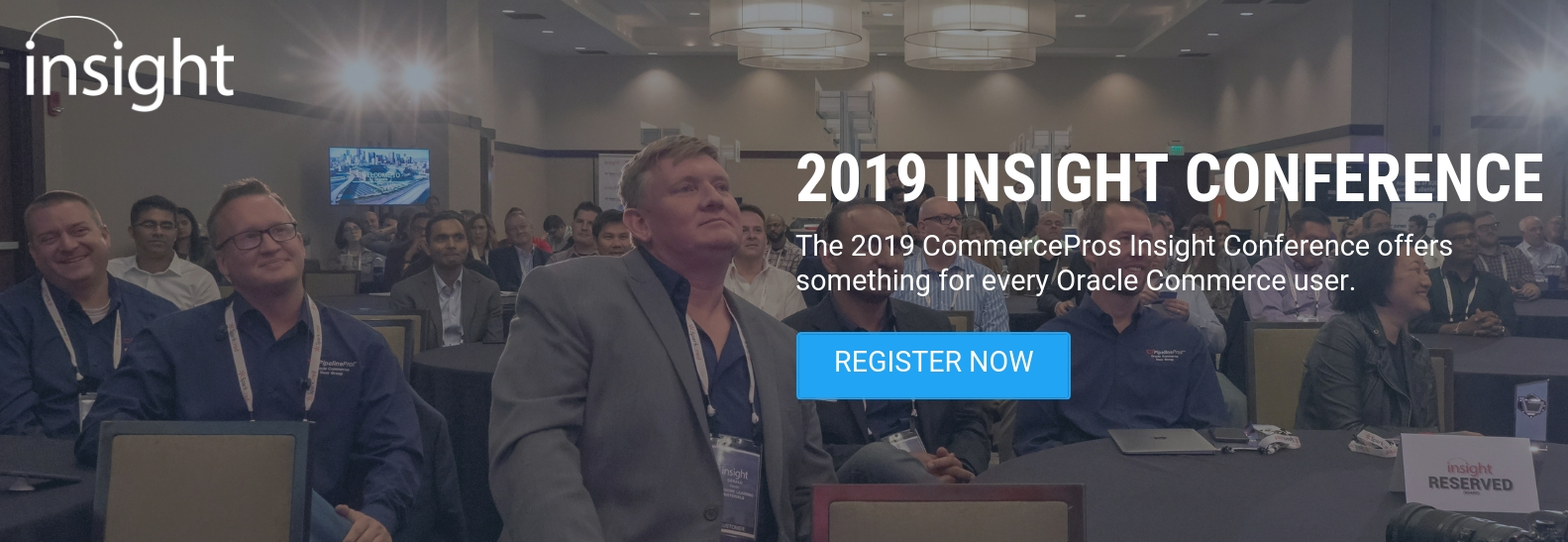 Conference August 4th Keynoted By >> Commercepros Insight Conference