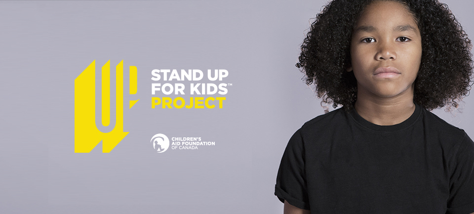 CAF-Stand Up For Kids' Project