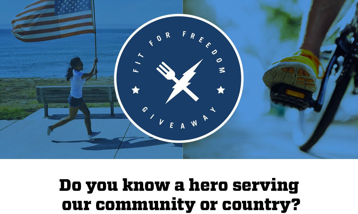 Do you know a hero serving our community or country?