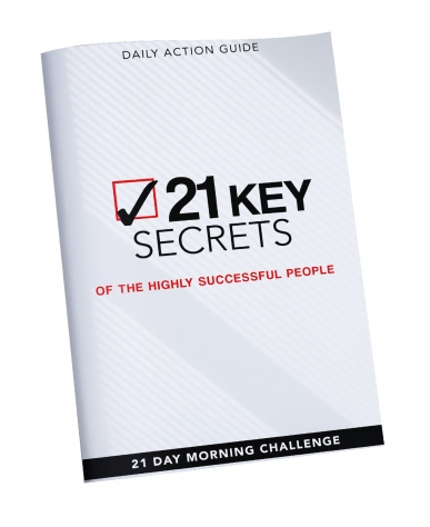 21 DAY MORNING CHALLENGE