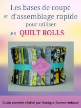 Quilt et patchwork brin de talent guide les bases de coupe et dassemblage rapide pour utiliser les quilt rolls fandeluxe Image collections