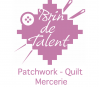 Logo de Brin de Talent - Mercerie Patchwork et Quilt