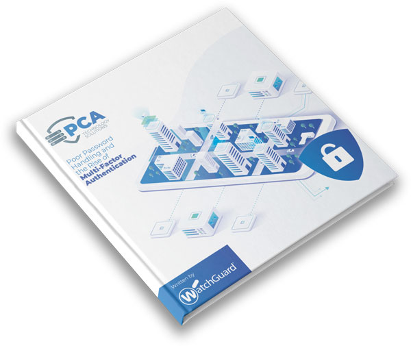 PCA Multi-factor Authentication Ebook