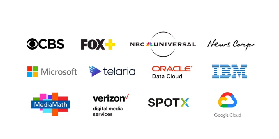 Trusted IRIS.TV Clients and Partners