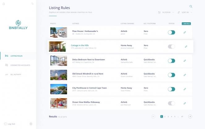Airbnb & Quickbooks Integration | bnbtally com