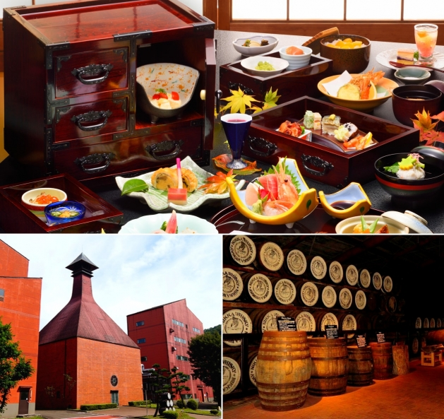 you can enjoy historical place and gourmet places in miyagi