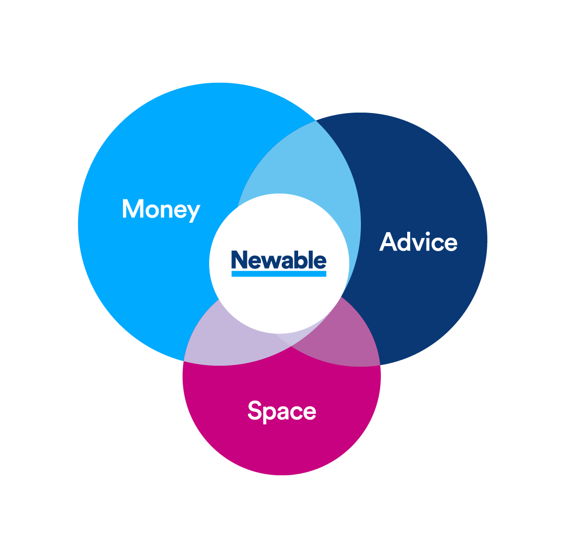 Newable Venn Diagram