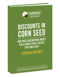 corn seed discounts report book cover