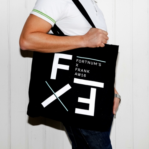 Bags For Life: C01 BK Black Cotton Tote