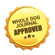 Addiction Pet Foods is Whole Dog Journal Approved