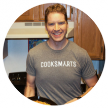 Brian Powers Cook Smarts Member