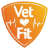 Vet Fit Logo Watermelon