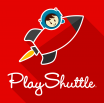 PlayShuttle Logo