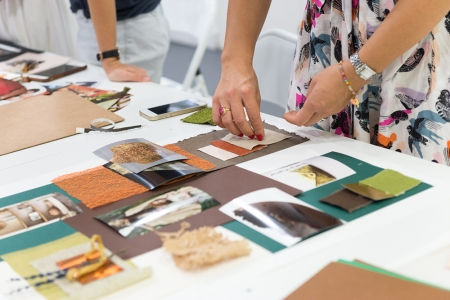 Mood Board Workshop with Eclectic Trends