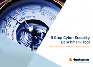 5 Step Cyber Security Benchmark Tool Cover Image