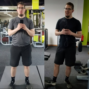 Fat Loss, Transformation, PT