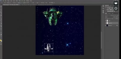 Diploma of Digital and Interactive Games Tutorial - Spaceship and Enemy Creation