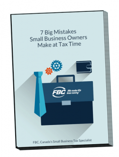 7 Mistakes Small Business Owners Make at Tax Time
