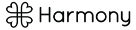 Logo Harmony CBD & Hemp