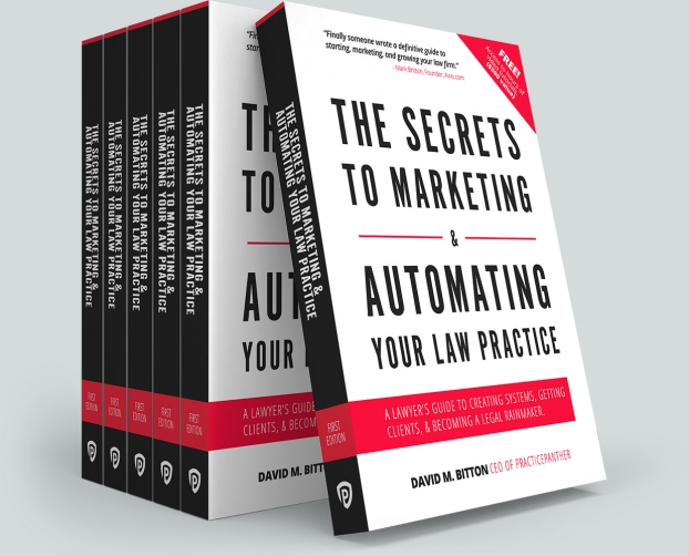 Secrets to Marketing Your Firm Book