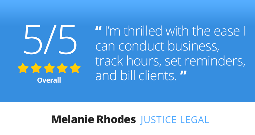 Law practice management software made easy
