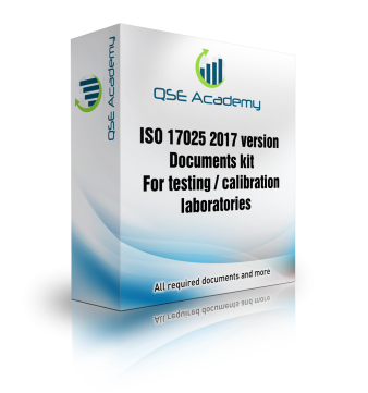 ISO 17025 2017 Complete Package [Downolad]