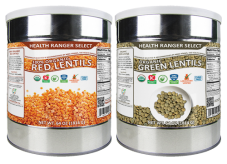 Organic-Green+Red-Lentils
