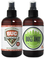 Bugs Away + Bug Defender Combo Pack