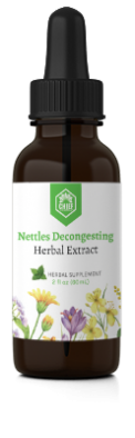 Nettles Decongesting Herbal Extract