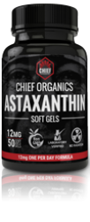 Chief Originals Astaxanthin 12 mg