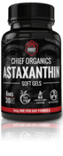 Chief Originals Astaxanthin 6 mg