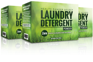 Health Ranger Select Laundry Detergent 3 pack