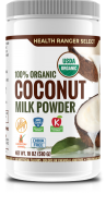 health ranger store organic coconut milk powder