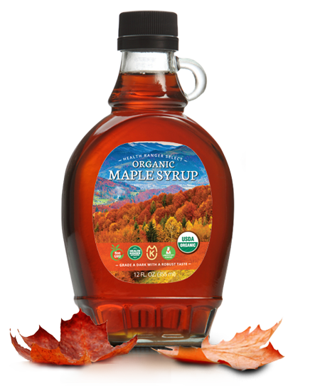 Health Ranger Maple Syrup