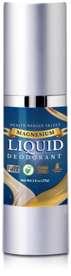 Health Ranger Select Liquid Deodorant 3 pack