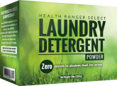 hrs laundry detergent powder
