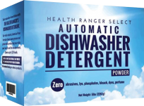 hrs dishwasher detergent powder