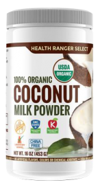 health ranger select coconut milk powder