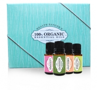 Essential oils gift set A 4 pack