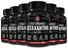 Chief Originals Astaxanthin 12mg