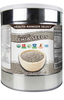 ORGANIC CHIA SEEDS #10 CAN