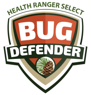 Health Ranger Select Bug Defender Label