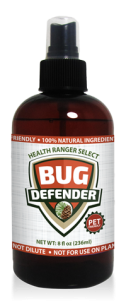 Health Ranger Select Bug Defender 8oz