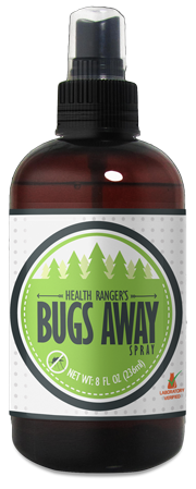 Bugs Away Spray 8 oz