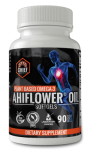 Ahiflower Oil Softgels