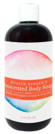 unscented body saop